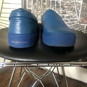 Balenciaga Shoes - Balenciaga arena leather slip ons. Men's 45/12.